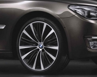 Диск BMW V-Spoke 463 Ferric Grey