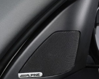 Система BMW HiFi ALPINE