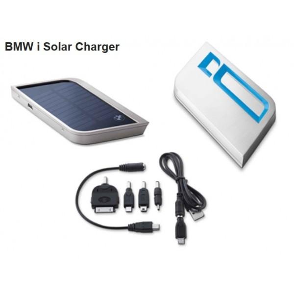 Зарядное устройство для телефона на солнечной батарее BMW i Collection, артикул 80292352222